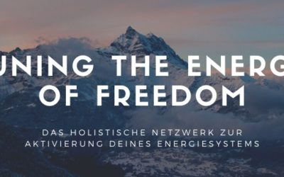 TUNING THE ENERGY OF FREEDOM : GIPFELTREFFEN VOM 15.5-14.6.2020
